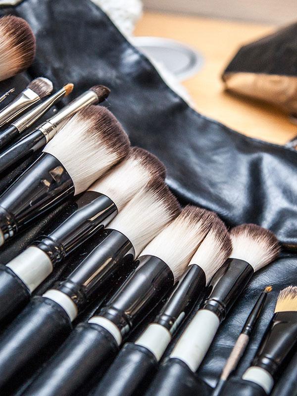 Pennelli e accessori makeup