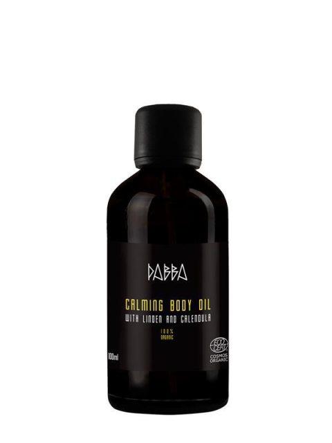 Dabba olio corpo Calming Body fiori di tiglio e calendula ml. 100