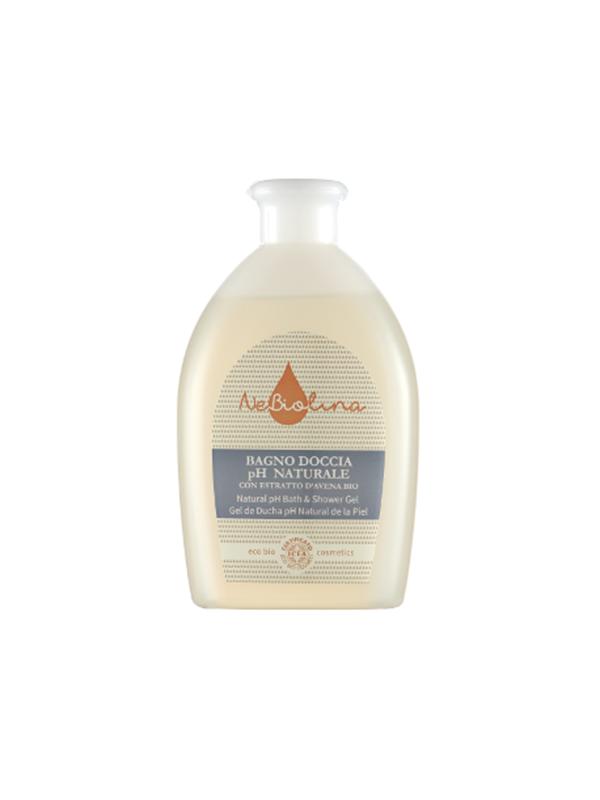 Nebiolina bagno doccia ph naturale all avena ml 500 - Bagno alla paraffina ...