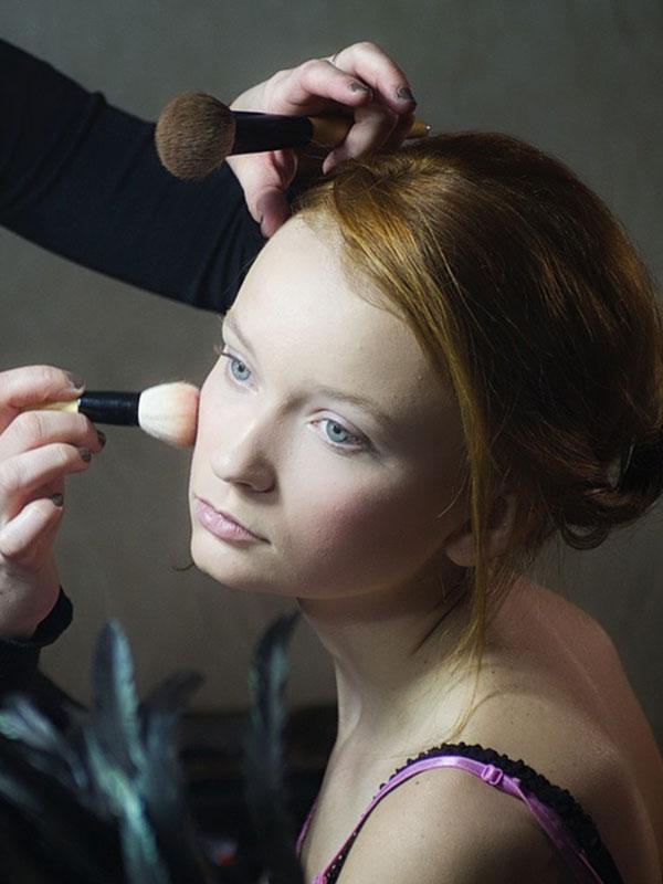 Make up viso