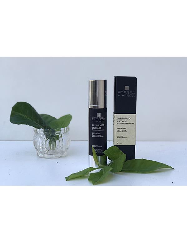 Eterea Cosmetici crema viso antiage pelli grasse e impure..