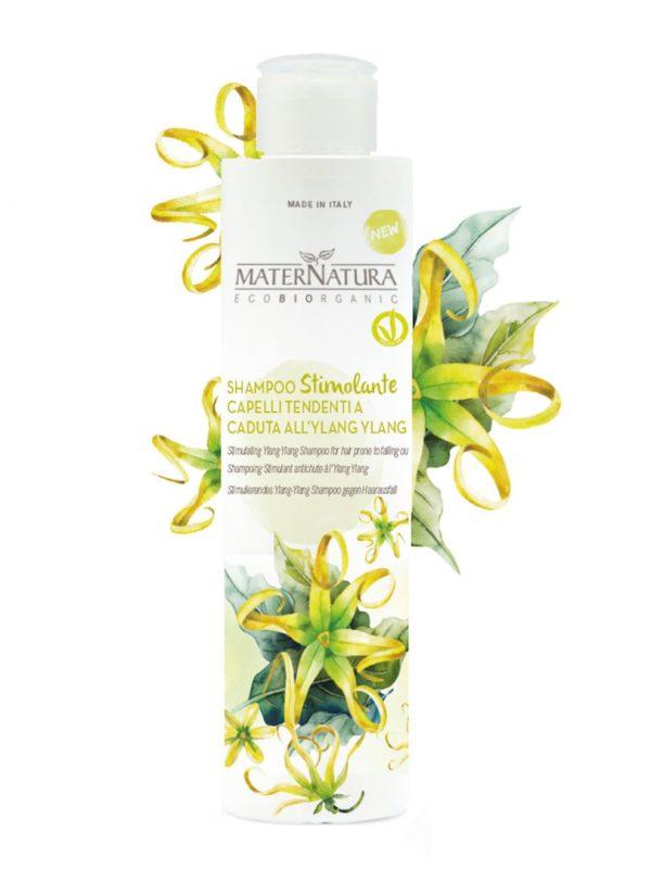 Maternatura shampoo stimolante capelli tendenti alla caduta all ... 27381bd92c69